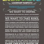 The Daring Greatly Leadership Manifesto
