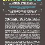 The Daring Greatly Leadership Manifesto